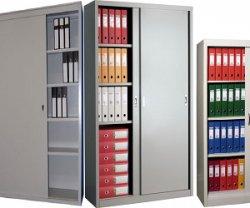 Особенности металлических архивных шкафов